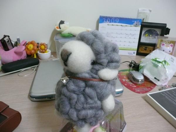 小灰羊(う ̄▽ ̄)う