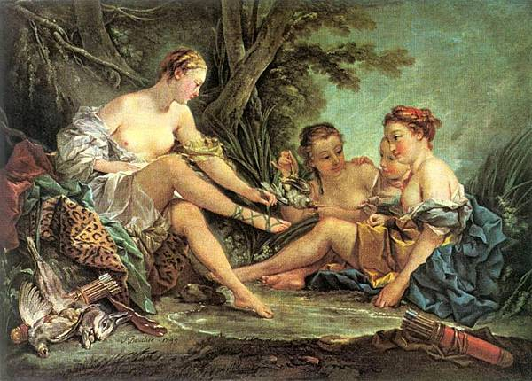 Boucher_Francois-Diana_after_the_Hunt