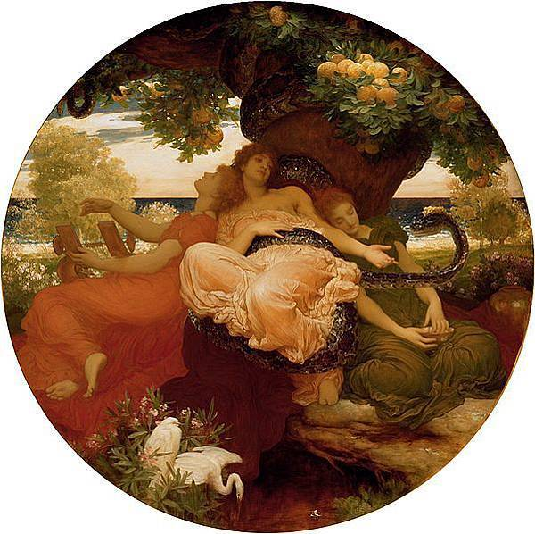 Frederic_Leighton_-_The_Garden_of_the_Hesperides-1892