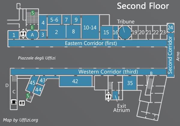 map-second-floor