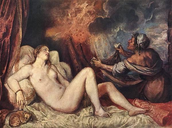 11 Danae Titian