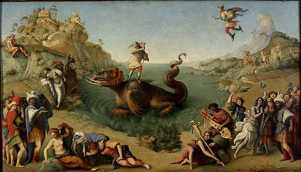Piero_di_Cosimo_-_Andromeda freed by Perseus-1510