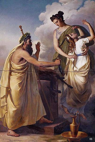 the sacrifice of Iphigenia-Abel de Pujol - 1822-1825.jpg