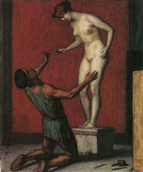 Franz von Stuck, Pygmalion.jpg