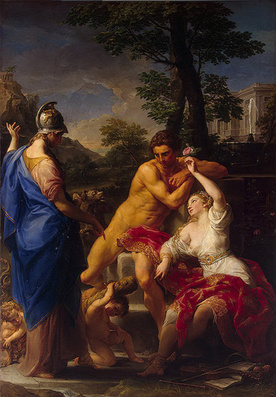 Hercules at the crossroads 1765 Batoni, Pompeo.jpg