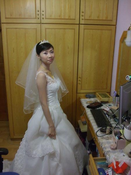 史上最美麗的新娘子
