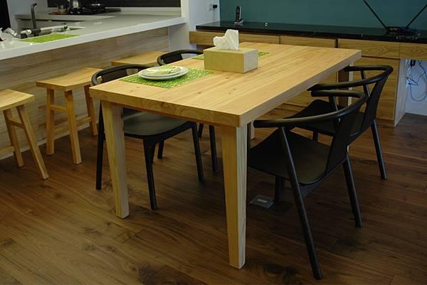 日本檜木餐桌02