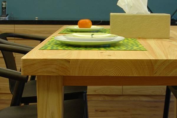 日本檜木餐桌03