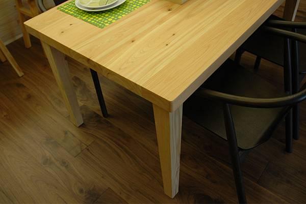 日本檜木餐桌05