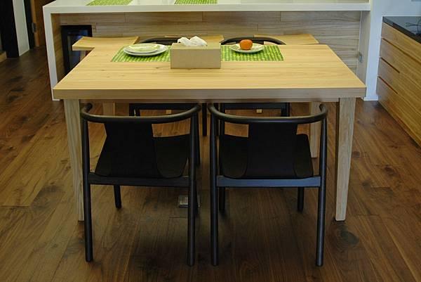 日本檜木餐桌06