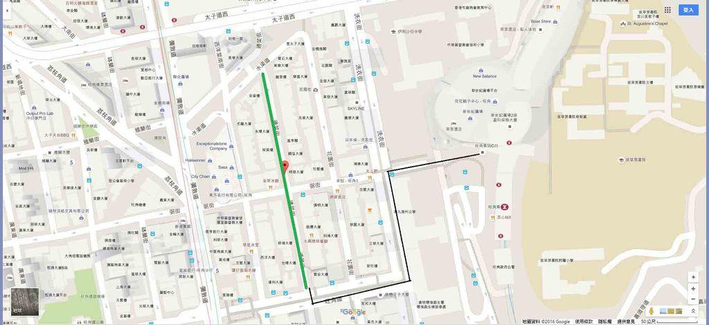 東鐵金魚街路線圖.jpg