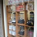 blendtec_Vitamix專賣店的櫃子
