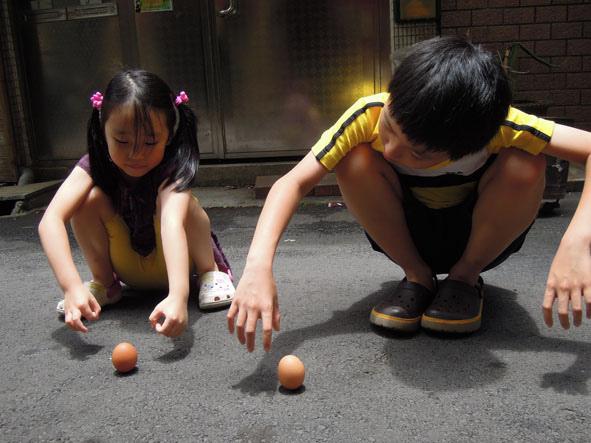 0612 端午立蛋