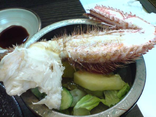DSC01902-毛蟹+貝類內臟+沙拉.JPG