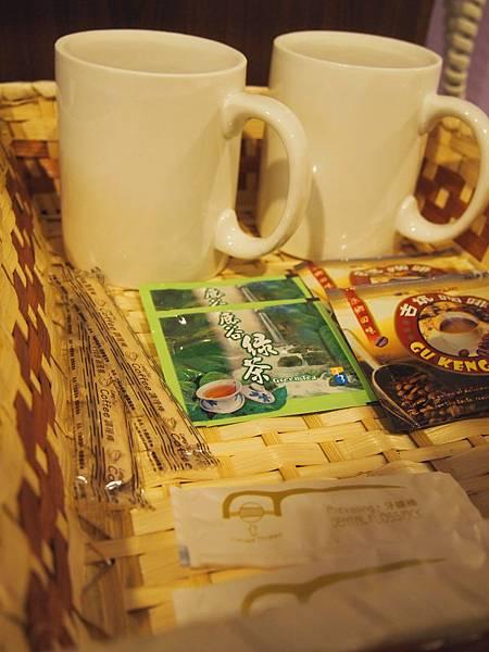 客房鹿谷好茶.古坑cofe