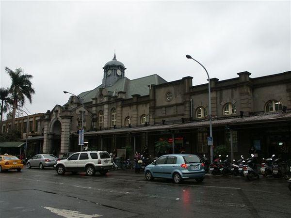 新竹車站 終點站 新竹 到了