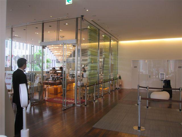 大廳旁有MUJI CAFE,早餐在這邊吃
