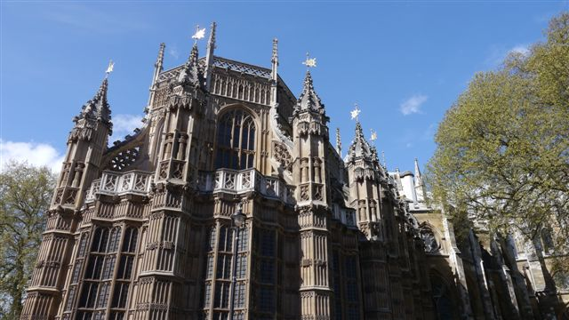 西敏寺 Westminster Abbey