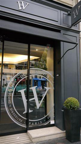 甜點名店 Hugo & Victor