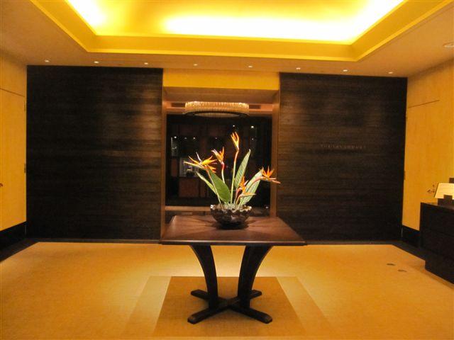 頂樓的lounge