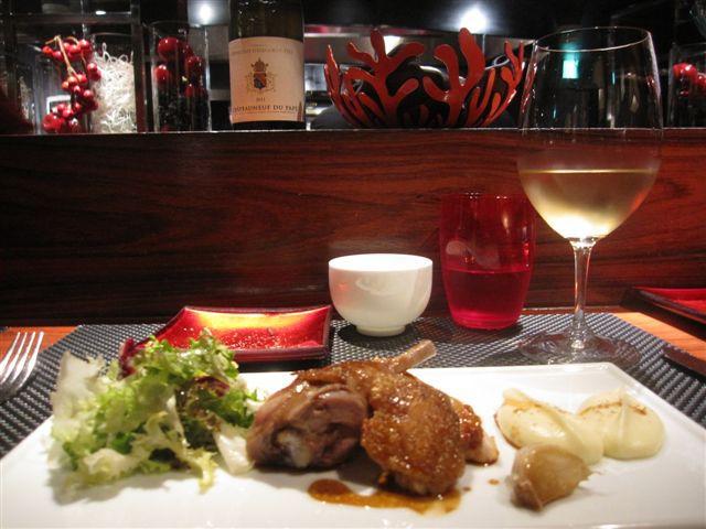 點晚間最便宜¥4800套餐 主菜選香烤岩手縣珠雞