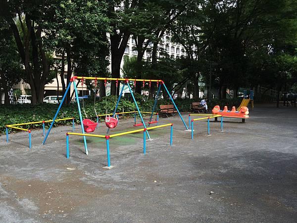 兒童遊樂設施又多又用心