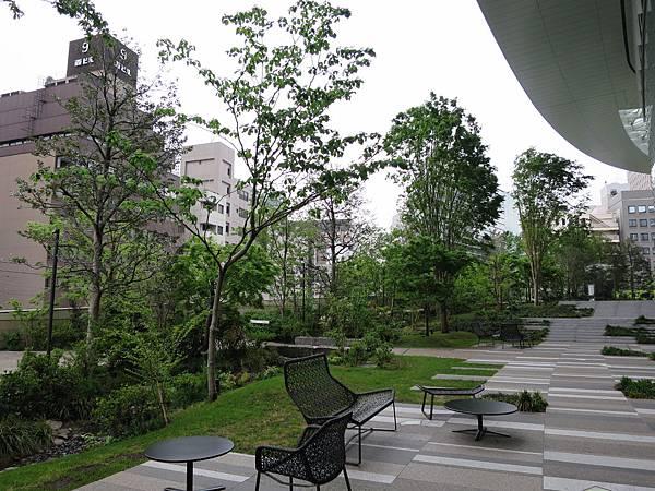 都市中的一小片綠洲