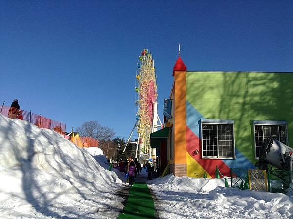白雪與玩具王國