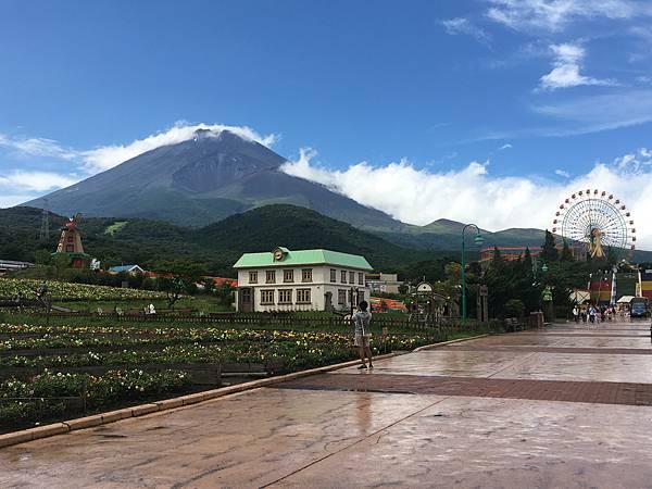 富士山真的會忍不住一起拍