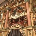 Organ Hall裡面的管風琴