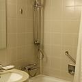 三點式的衛浴設備