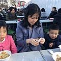中午剛好有拉麵博覽會,不用出去吃
