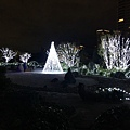 St. Regis Osaka的聖誕造景