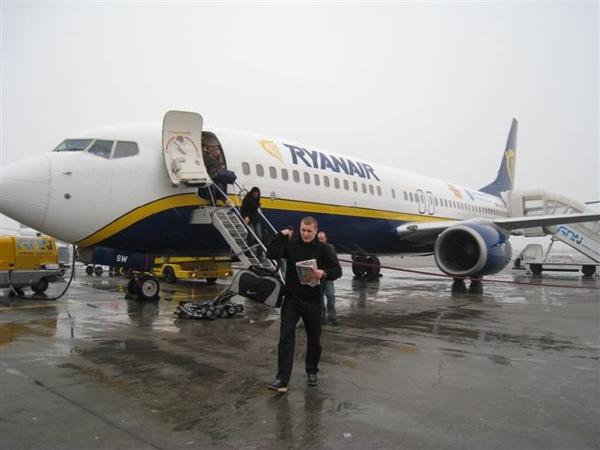 Ryanair的737-800