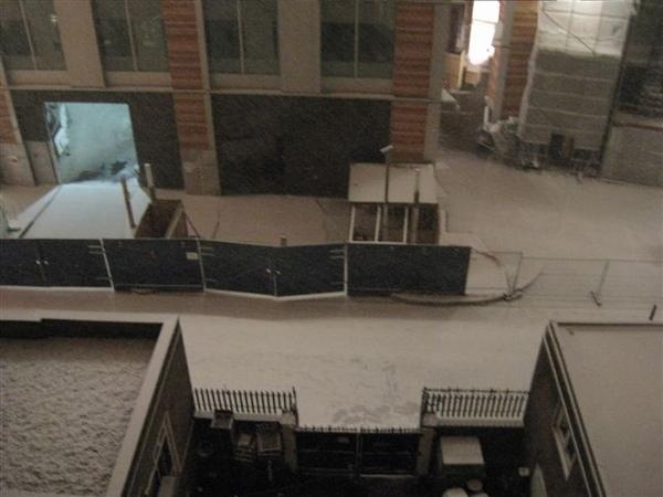 20090202倫敦大雪