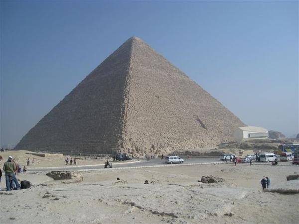 一號金字塔