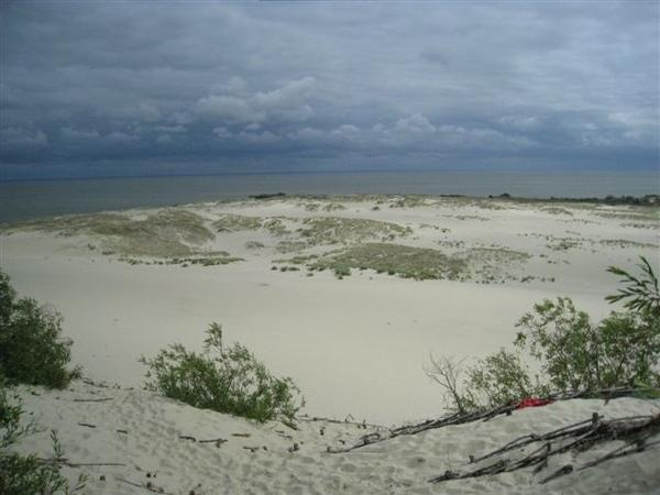 這就是剛剛提到的沙丘