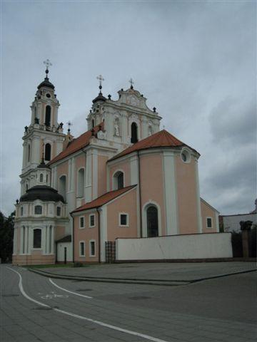 粉紅色的教堂