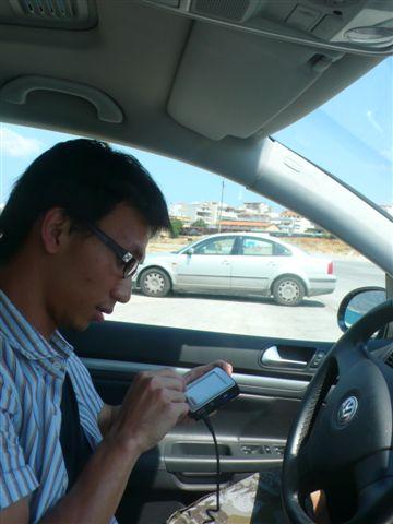 爛GPS 永遠找不到路