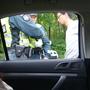 被警察抓超速