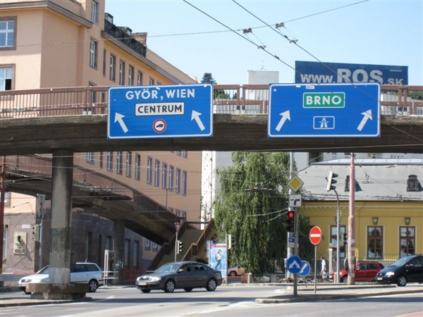 往匈牙利焦爾 捷克Brno 奧地利維也納