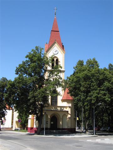 溫泉小鎮Piešťany