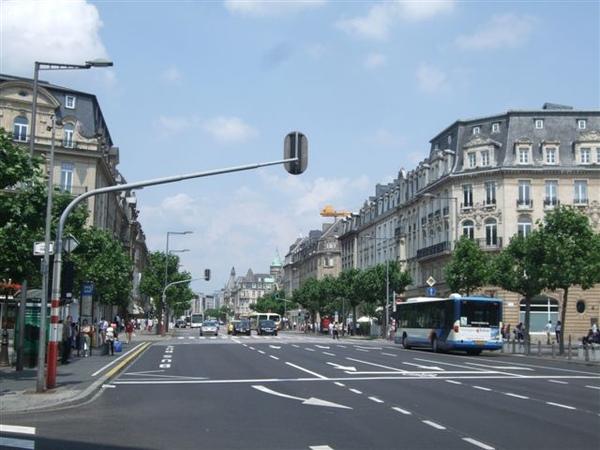 盧森堡初印象