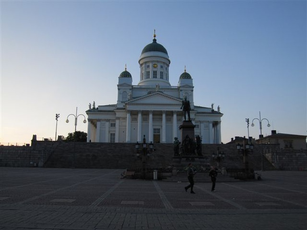 赫爾辛基大教堂 來拍拍表示有來