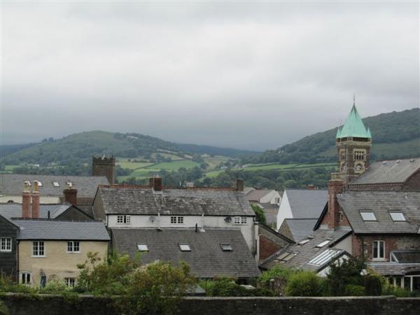 Abergavenny的Town Hall