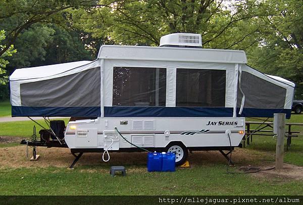 露營車,我們來啦!part 2 美國露營拖車介紹 Jaguar 小姐 痞客邦