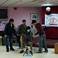 救國團邀請大專青年音樂社團利用暑假以傳唱傳愛