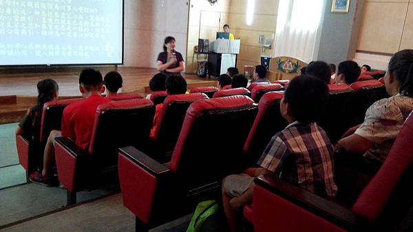 0804卓蘭實驗高中讀書會照片 1