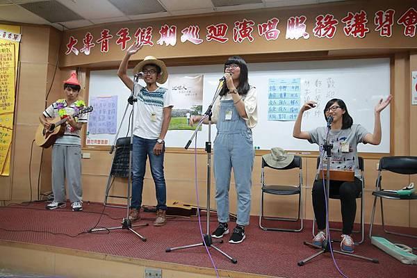 104年暑期大專巡唱隊活動照片 (1)