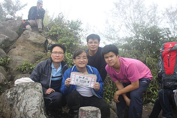 0407苗栗第一高山加里山 (78)